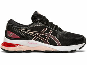 ASICS Women's GEL-Nimbus 21 Running Shoes 1012A156