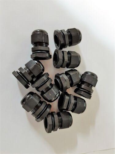 étanche IP68 Quantités Différentes Disponibles. farce glandes 20 mm TRS glandes