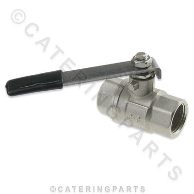 PARRY CATERING EQUIPMENT GAS TAP PUSH AND TURN TYPE VALVE FOR BAIN MARIE WARMER