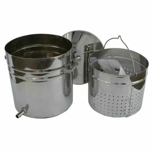 BEEKEEPING EQUIPMENT WAX MELTER EXTRACTOR MACHINE 12 L FreeShipping