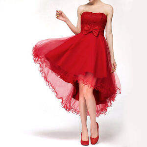 How to Buy a Special Occasion Red Dress