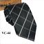 Classic-Red-Black-Blue-Mens-Tie-Paisley-Stripe-Silk-Necktie-Set-Wedding-Jacquard thumbnail 54