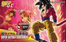 Figure Rise Standard Dragonball GT Super Saiyan 4 Son Goku model kit Bandai