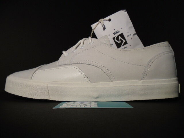 afe456d08963aa VANS Seylynn S Syndicate Luke Meier White Light Grey Authentic Vn000rakgsi  DS 12 for sale online