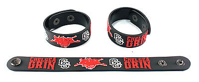Chelsea Grin  Rubber Bracelet Wristband Free Shipping Playing with Fire aa200