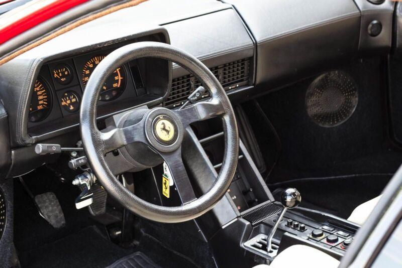 Ferrari Testarossa - 8