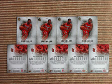 9-card Lot Moe Harkless RC St. John's Red Storm 2012-13 SP Authentic #24