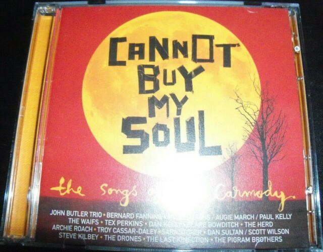 Kev Carmody Cannot Buy My Soul Tribute Song Of 2 CD (Incl Originals Disc)
