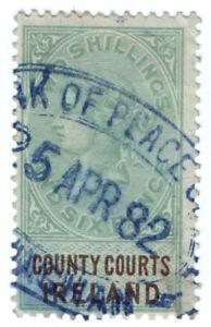 I-B-QV-Revenue-County-Courts-Ireland-2-6d-1878