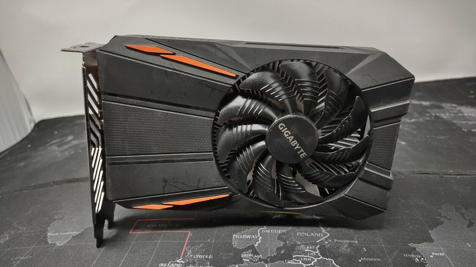 *As-is, Not Working* GigaByte AMD Rx 560 4gb Single Fan
