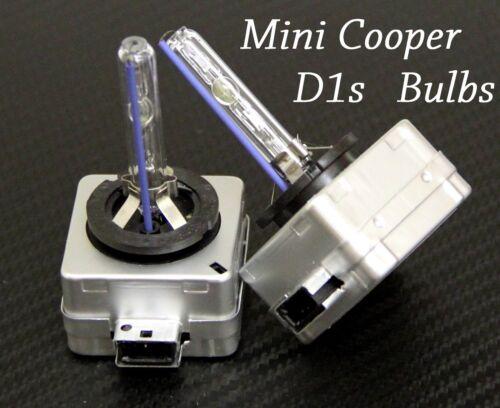 Mini Cooper HID Xenon D1S Replacement Bulbs Lights Headlights 100/% OEM Plug Play