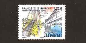 FRANCE-2018-N-5218-EUROPA-LES-PONTS-LUXE-MNH