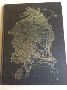 Signed-BURNE-HOGARTH-Ltd-1-300-ARCANE-EYE-OF-HOGARTH-cartoonist-illustrator