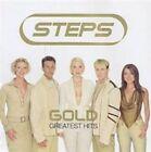 GOLDGREATESTHITS by Steps (CD, Oct-2001, Jive (USA))