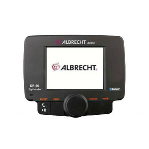albrecht dr 56 dab autoradio adapter fm transmitter. Black Bedroom Furniture Sets. Home Design Ideas