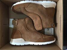 UGG Australia LAURELLE 1013034 W CHESTNUT Boots Suede Women US 5.5