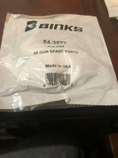 Binks #54-3589 95G Rebuild Kits