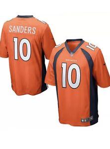quality design d1b7e 7333d NWL NFL Denver Broncos EMMANUEL SANDERS Nike LIMITED JERSEY ...