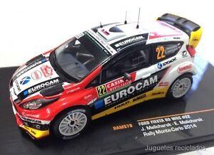 IXO-MODELS-FORD-FIESTA-RS-WRC-Melicharek-RAM570-Rally-Montecarlo-2014-DIECAST