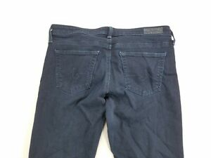 AG-Adriano-Goldschmied-The-Stevie-Ankle-Womens-Denim-Jeans-sz-27R-actual-28