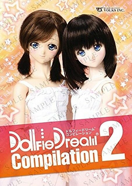 Dollfie Dream Compilation Doll Photo Collection Book  02