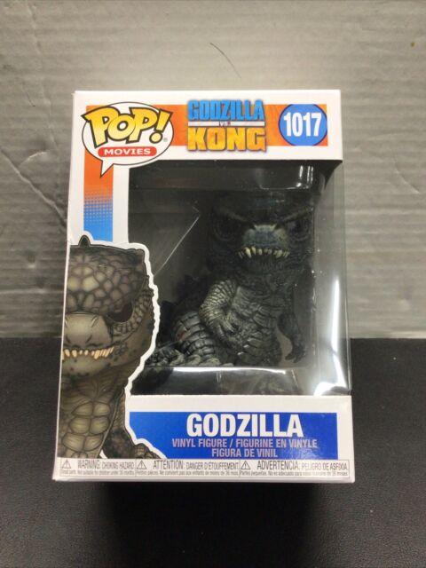 Funko Pop! Movies Godzilla Vs Kong - Godzilla Vinyl Figure DAMAGED BOX