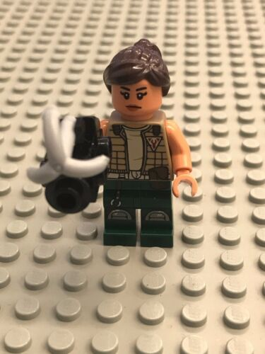 NEW LEGO Star Wars Minifig Kordi Freemaker with blaster 75186