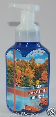 Health & Beauty Neuf Bain & Body Works Fall Lakeside Brise Doux Moussant Savon à Main Lavage Activating Blood Circulation And Strengthening Sinews And Bones Other Bath & Body Supplies