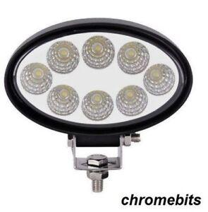 de-alto-voltaje-12v-24v-LED-24w-Lampara-Trabajo-Proyector-Ovalado-Luz-IVECO
