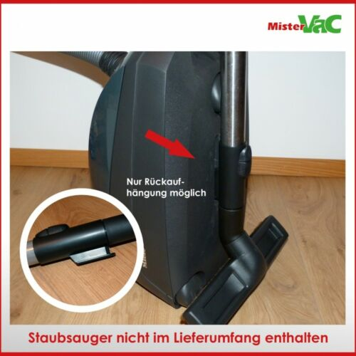 Bodendüse Besendüse Parkettdüse geeignet Miele S 126 De Luxe Clean Air