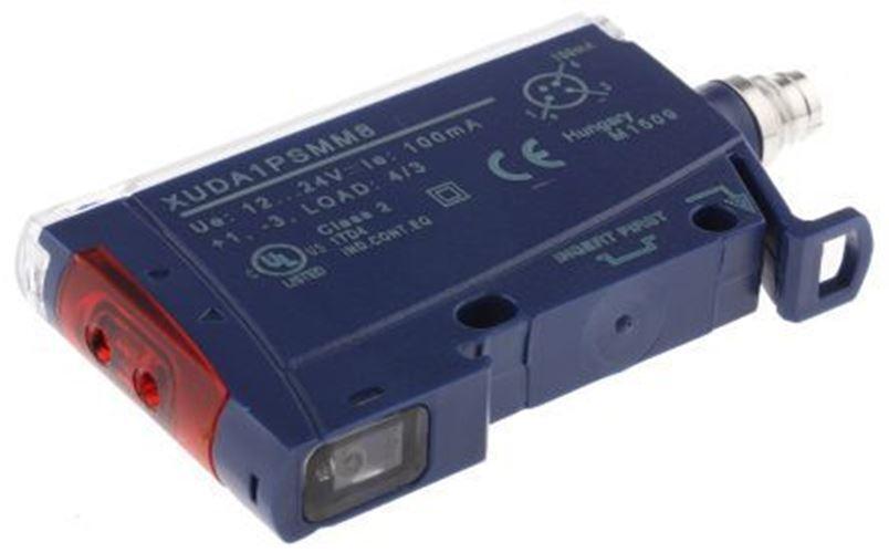 TELEMECANIQUE Capteurs Plastique Fibre Optique Capteur, PNP sortie, 12 â??? â??? â??? 24 V DC bdd5d6