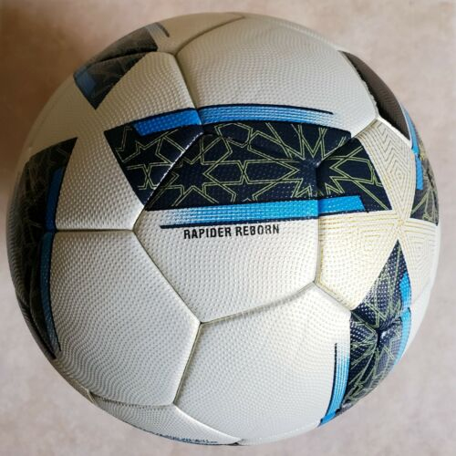 Spedster Rapider REBORN thermo bonding Lot of 6 official match balls size 5