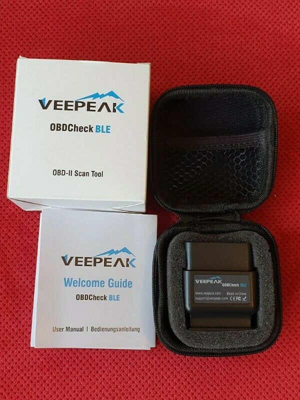 VEEPEAK OBDCheck BLE OBD2/EOBD Bluetooth 4 0 Diagnostic Tool, Bimmercode,  R1100 | Westville | Gumtree Classifieds South Africa | 519721154