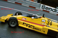 Jean-Pierre Jarier ATS Racing Penske PC4 Monaco Grand Prix 1977 Photograph 2