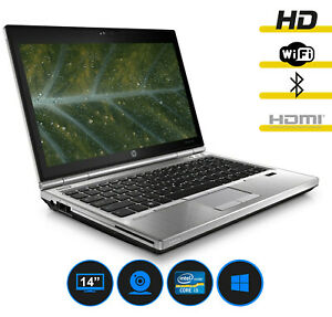 "HP Elitebook 2570p i7-3520M, 2,9GHz, max 3,6GHz, KAM, DVD, Win, 12,5"" HD"