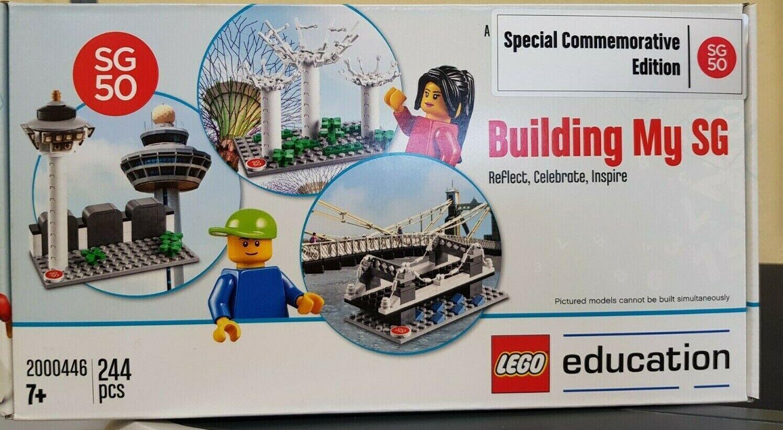 LEGO My SG50 Rare Set 2000446 Singapore Limited Edition - Brand NEW & SEALED