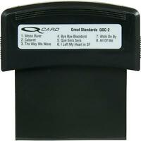Suzuki Qsc2 Q-chord Song Cartridge - Great Standards