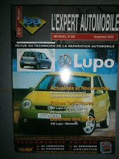 VW LUPO : revue technique rta EA 390