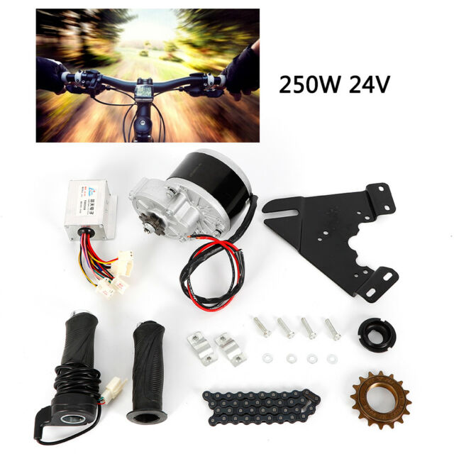 24V 250W ELECTRIC BICYCLE MOTOR KIT E-BIKE CONVERSION KIT SIMPLE for 16