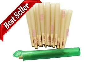 RAW King Size Authentic Pre-Rolled Cones 100 w/ Filter (100 Pack)