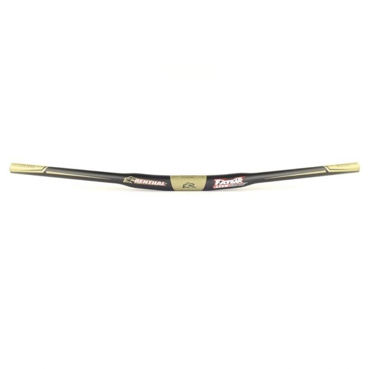 Renthal Fatbar Lite Carbon MTB Mountain Bike Riser Bar 31.8 x 10mm Rise x 740mm