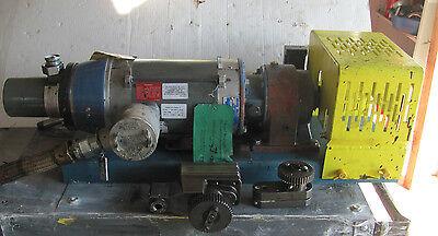Kawasaki precision chemical metering pump system Parker Hannifin Zenith