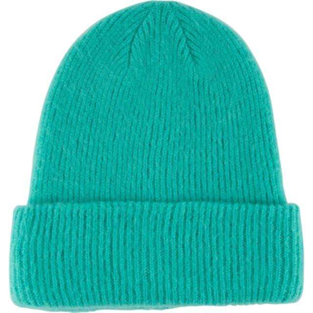 292cf5ed370 Neff Anya Beanie Teal OSFM Ski Snowboard Hat Cap Warm Fold for sale ...