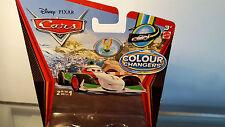 Disney pixar cars  colour/color  changer Francesco Bernoulli  Formula 1  ITALIA