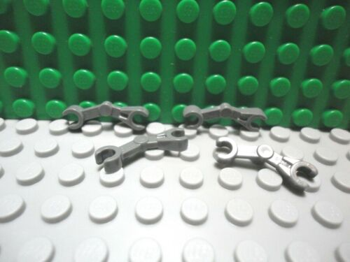 Lego mini figure 4 Dark Bluish Gray Battle Droid Arms NEW