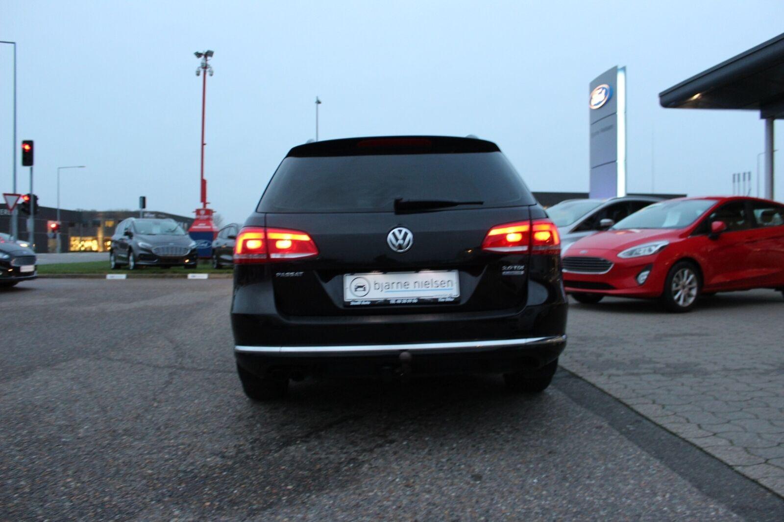 VW Passat 2,0 TDi 140 Comfortl. Vari. BMT - billede 5