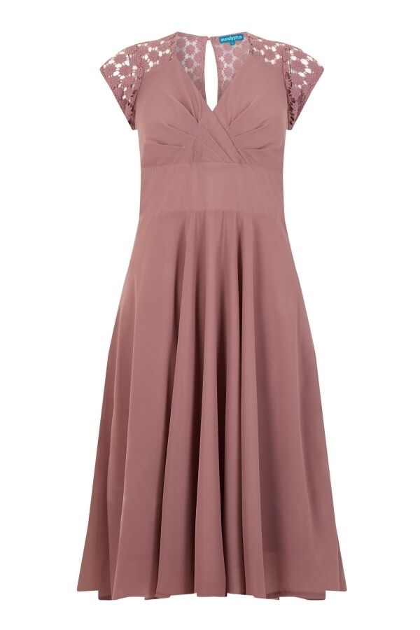 Eucalipto Abbigliamento Fiona Antico rosa Abito. prezzo consigliato consigliato consigliato . varie taglie. BNWT. db9e49