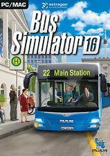 Bus Simulator 2016 (PC DVD) NEW & Sealed UK Stock