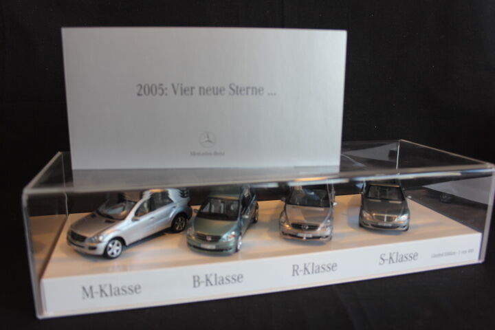 Minichamps Mercedes-Benz 2005