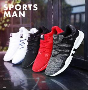 Herren-Damen-Schuhe-Sportschuhe-Atmungsaktiv-Turnschuhe-Laufschuhe-Sneaker